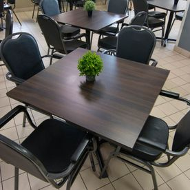table carrée